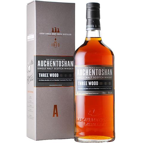 Auchentoshan Three Wood/43%