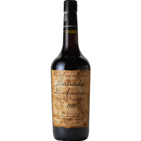 Lauriston Calvados Domfrontais 1968/42%