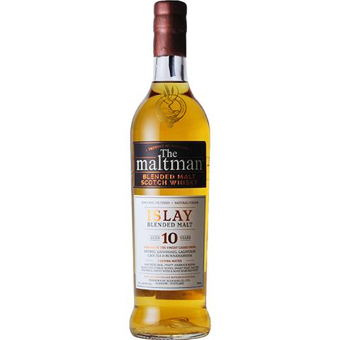 Blended Islay Malt 10yo/54.5%