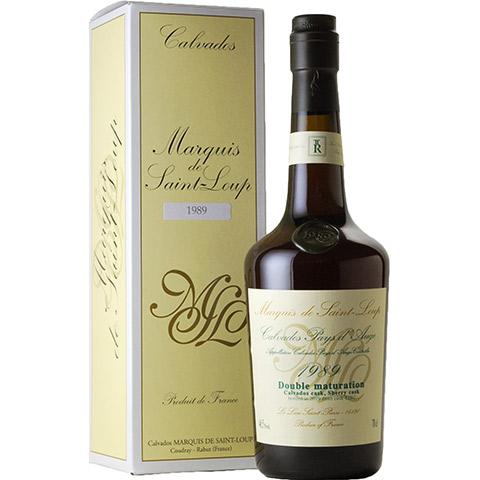 Marquis de Saint Loup 1989  Matured in Sherry Cask/46.5%