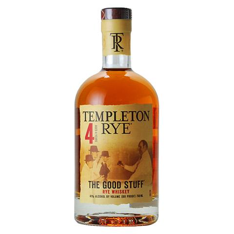 Templeton Rye 4yo/40%
