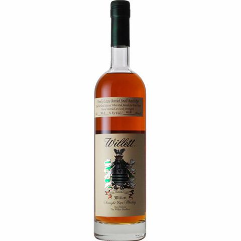 Willett Family Estate Bottled Small Batch Rye/56.4%