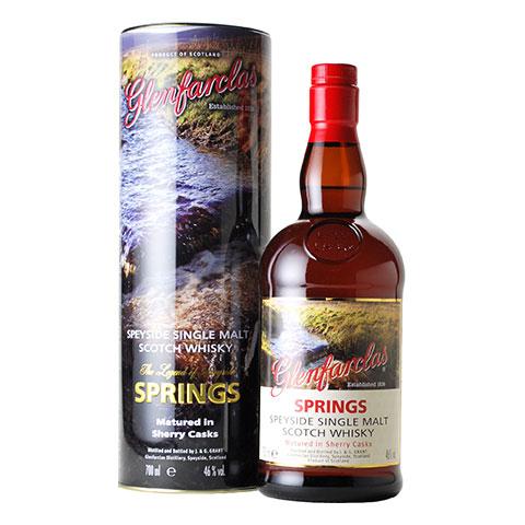 Glenfarclas Springs/46%