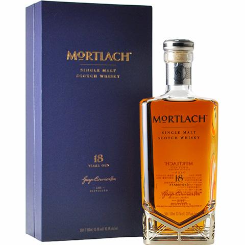 Mortlach 18yo/43.4%