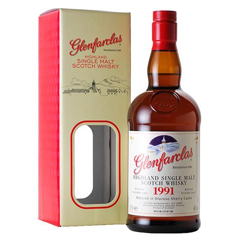 Glenfarclas 1991/23yo/46%