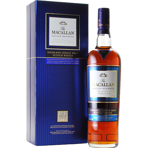 The Macallan Estate Reserve/45.7%