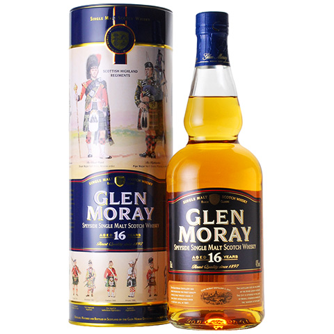 Glen Moray 16yo/40%