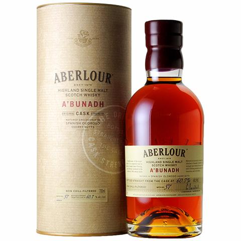 Aberlour A'bunadh Batch #57/60.7%