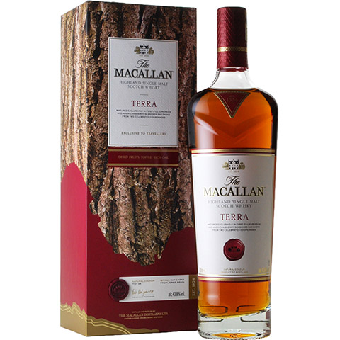 The Macallan Terra/43.8%