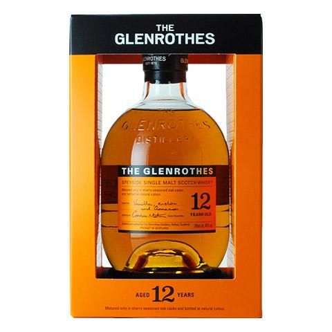 The Glenrothes 12yo/40%