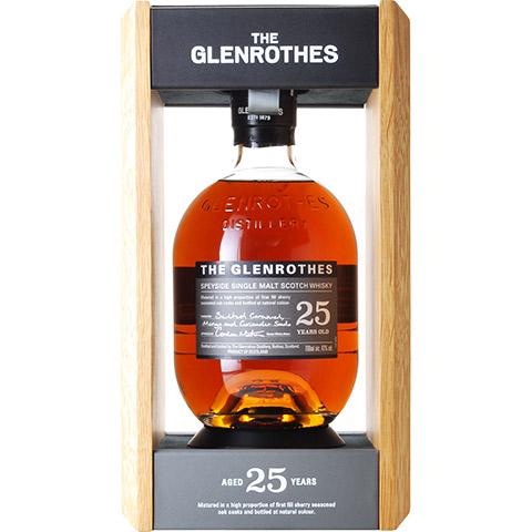 The Glenrothes 25yo/43%