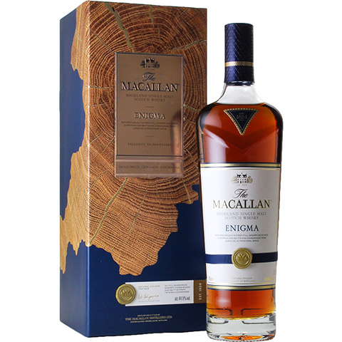 The Macallan Enigma/44.9%
