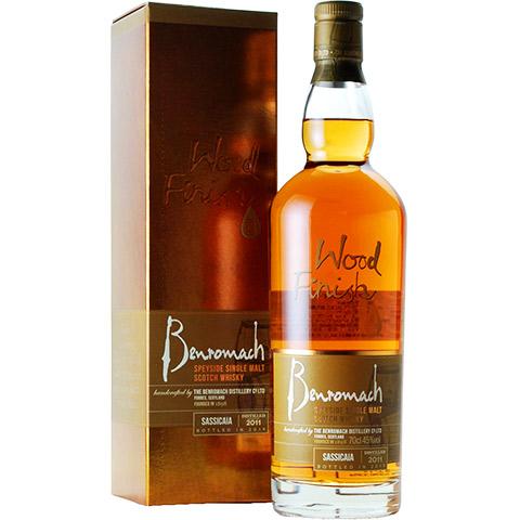 Benromach 2011-2019 Sassicaia/45%