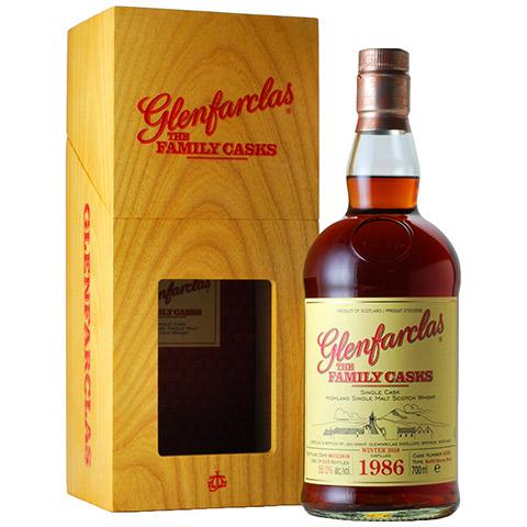 Glenfarclas 1986/32yo/55.0%