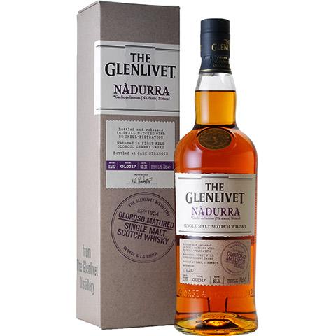 The Glenlivet Nàdurra Oloroso Matured/60.3%