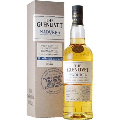 The Glenlivet Nàdurra - Peated/61.5%
