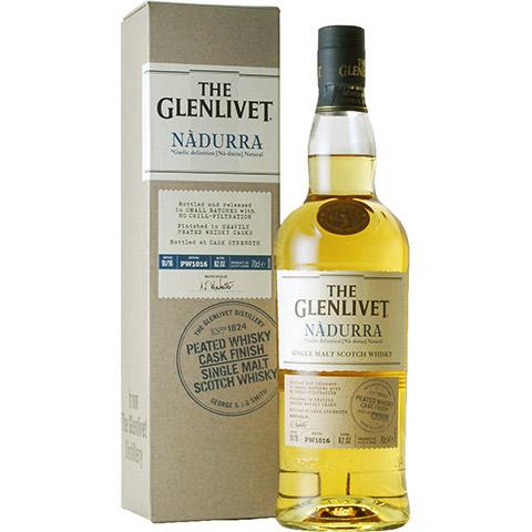 The Glenlivet Nàdurra Peated Batch PW1016/62.0%