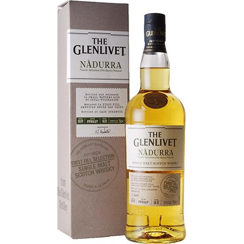 The Glenlivet Nàdurra - 1st Fill Selection/59.1%