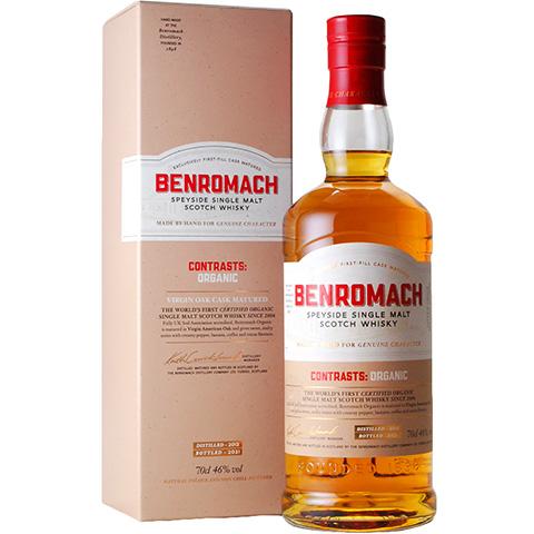 Benromach 2012-2021 Organic/46%