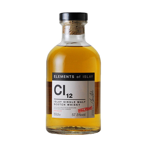 Elements of Islay Cl12/57.5%/500ml