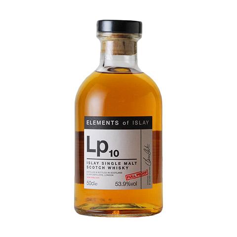 Elements of Islay Lp10/53.9%/500ml