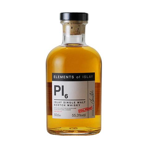Elements of Islay Pl6/55.3%/500ml