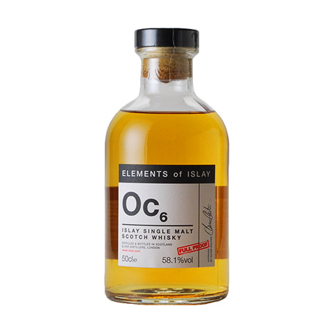 Elements of Islay Oc6/58.1%/500ml