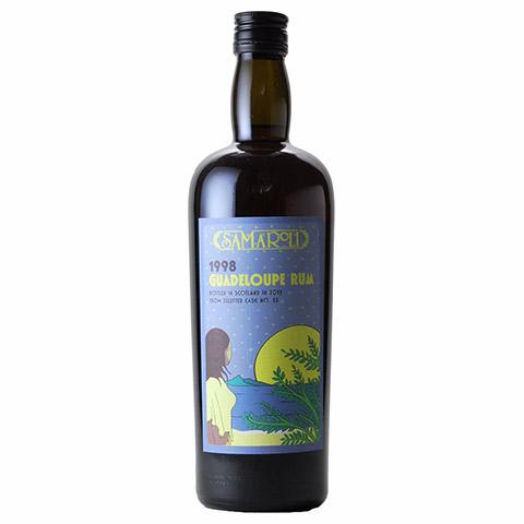 Guadeloupe Rum 1998/17yo/45%