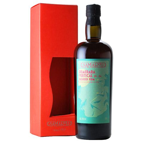 Demerara Vertical 03-04 Bended Rum/45%