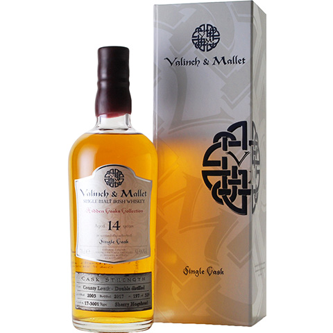 County Louth - Double Distilled 2003/14yo/51.5%