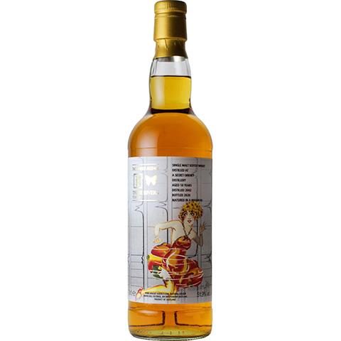 Secret Orkney Distillery 2002/18yo/51.9%