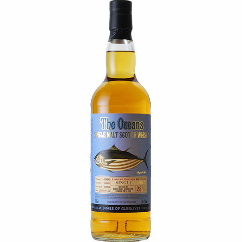 Braes of Glenlivet 1994/23yo/57.4%