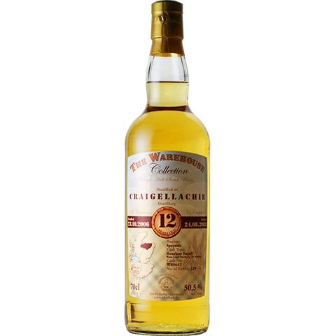 Craigellachie 2006/12yo/50.5%