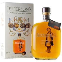 Jefferson's Very Small Batch/41.2%