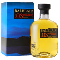 Balblair 2003-2015/46%