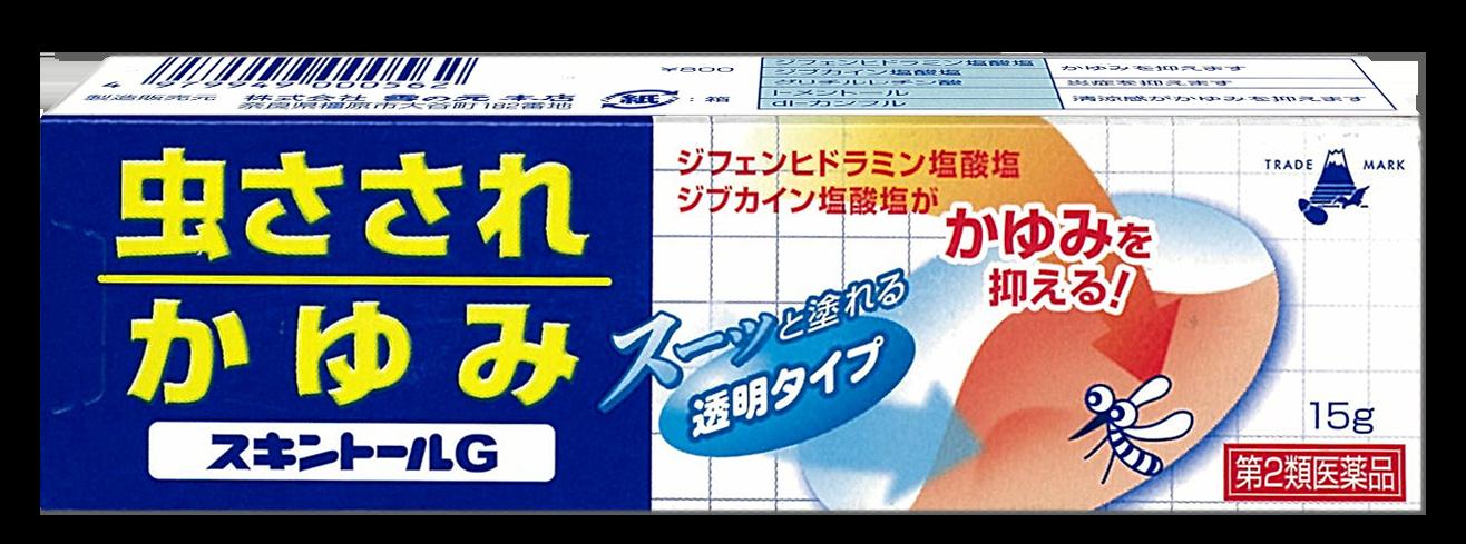 スキントールG 15g【第ニ類医薬品】