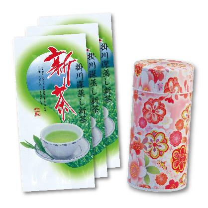 掛川深蒸し新茶