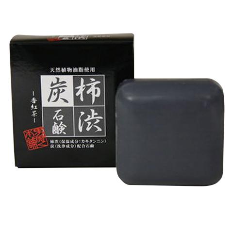 柿渋炭石鹸 3個セット
