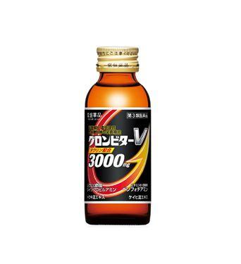 モチノキ)グロンビターV 100mL【第三類医薬品】