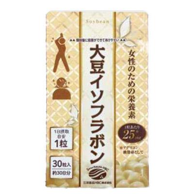 大豆イソフラボン 30粒/袋