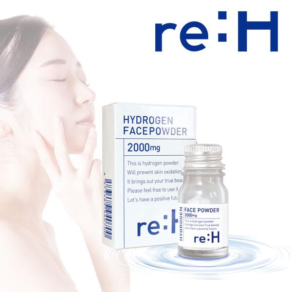 お手持ちの化粧水に水素の力をプラス!用時調製 水素コスメ re:H