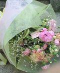 母の日に☆カーネーション花束(パステル系)