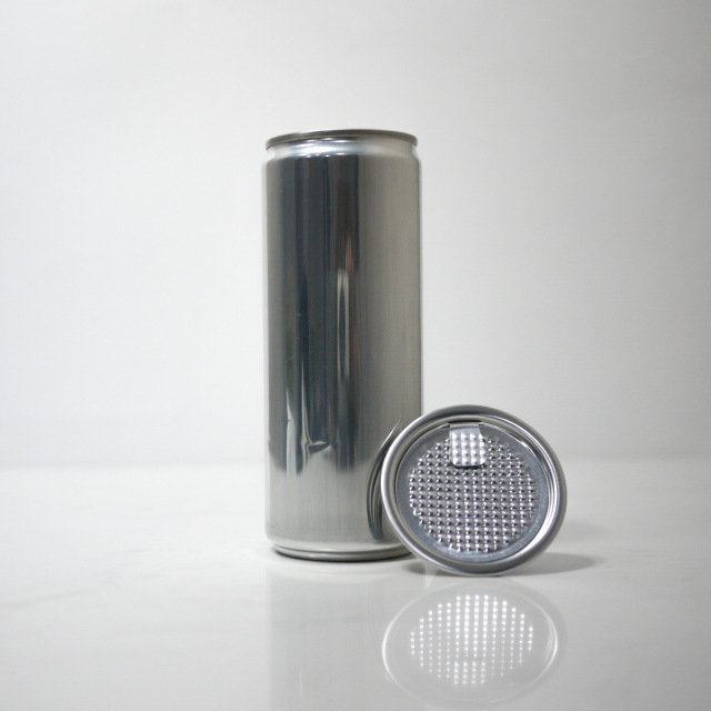 TOP-CAN専用アルミ容器 330ml(S) 200個蓋付(フィルムtype)