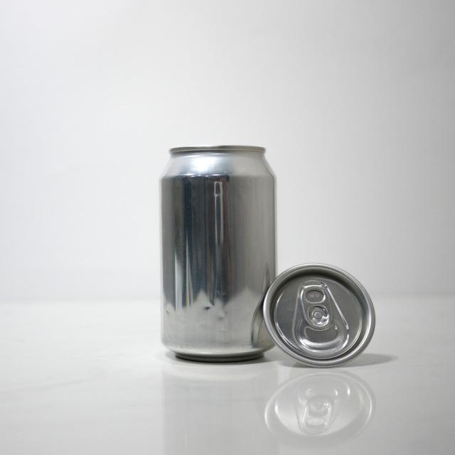 TOP-CAN専用アルミ容器 330ml 200個 蓋付(プルタブtype)