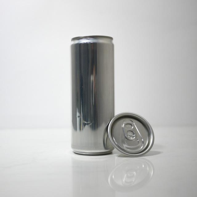 TOP-CAN専用アルミ容器 330ml(S) 200個蓋付(プルタブtype)