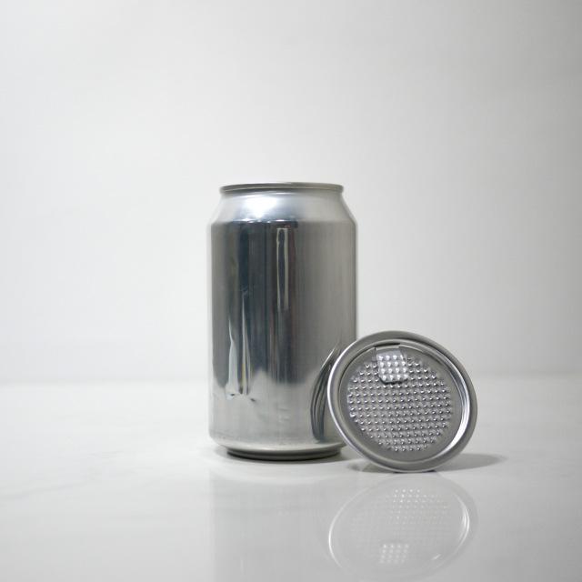 TOP-CAN専用アルミ容器 330ml 200個 蓋付(フィルムtype)