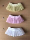DD/Angelphilia(vmf50)用 透けミニプリーツスカート