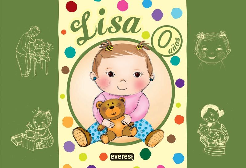 proyecto Lisa 0 anos
