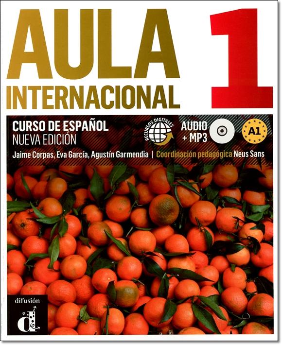 AULA INTERNACIONAL 1 NUEVA EDICION. LIBRO DEL ALUMNO + MP3
