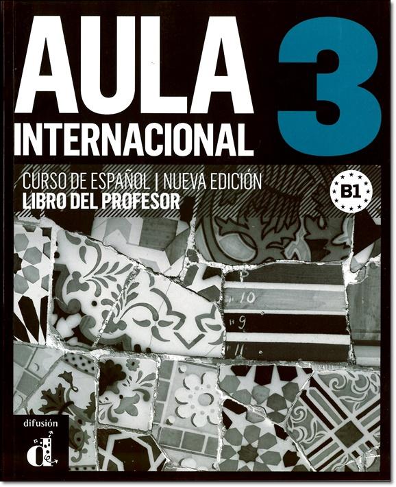 AULA INTERNACIONAL 3. LIBRO DEL PROFESOR